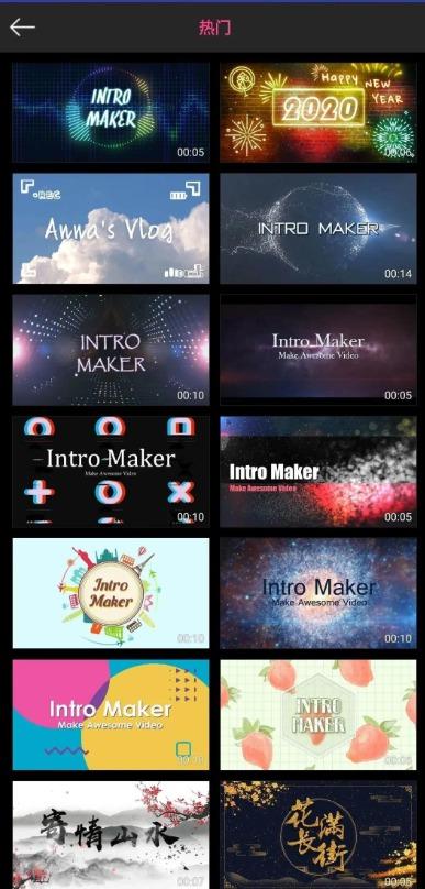 制作短视频必备特效视频片头大师VIP版